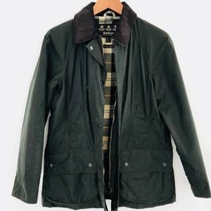 NWOT! Barbour Classic Bedale Wax Jacket